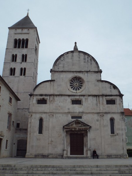 St Mary Benedictine Monastery, Zadar, Croatia - the tea break project solo female travel blog