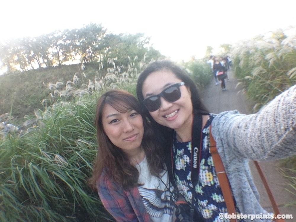 4 Oct 2014: Yeouido Hangang Park   Seoul, South Korea