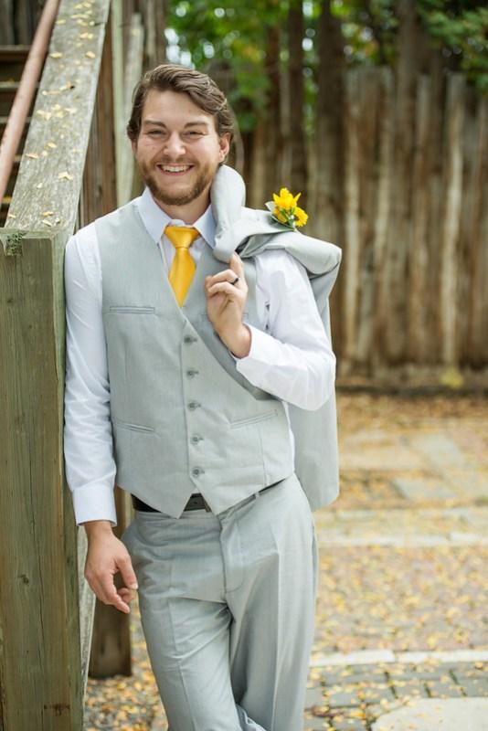 well groomed groom sunny disposition 11