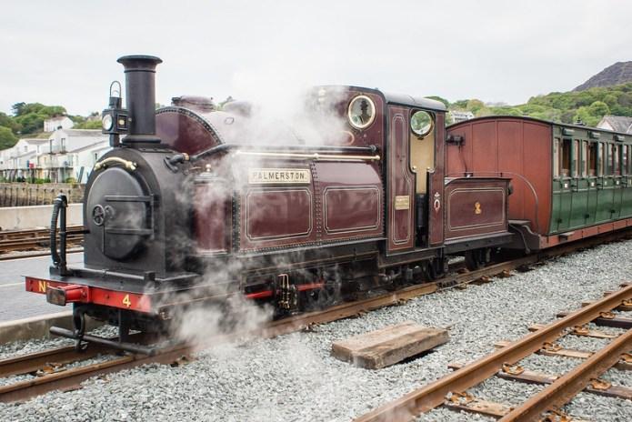 Palmerston at Porthmadog (2)