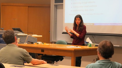 Nat Sci Seminars by Caitlyn Ralph