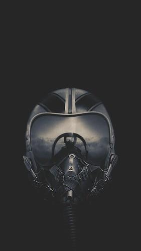 Fighter Pilot Helmets - Smartphone Wallpaper (1242x2208)