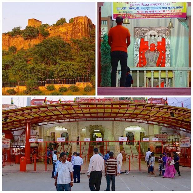 Templos de Jaipur, Moti Dugri