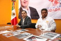 Rueda de prensa de Movimiento Ciudadano