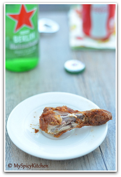 Blogging Marathon, Baking Marathon, FireUpYorOven, Chicken Wings, Baked chicken wings