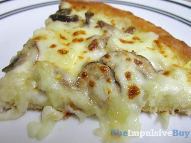 Papa John's Mushroom Swiss Burger Pizza 3
