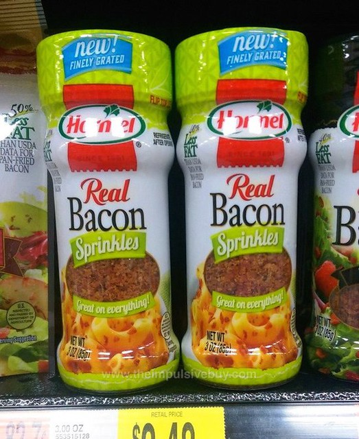 Hormel Real Bacon Sprinkles