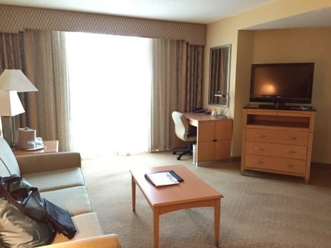 Crowne Plaza Orlando Universal: Junior Suite (Room 401)