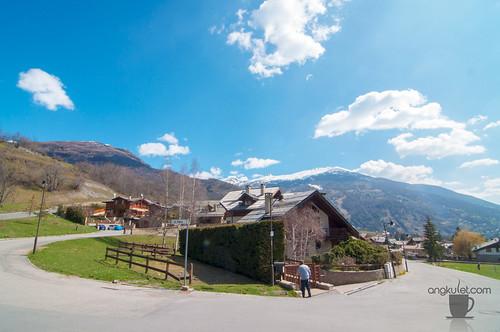 Home in Bardonecchia, Italy