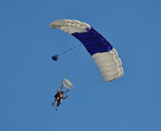 parachute springen wat als je moet kiezen