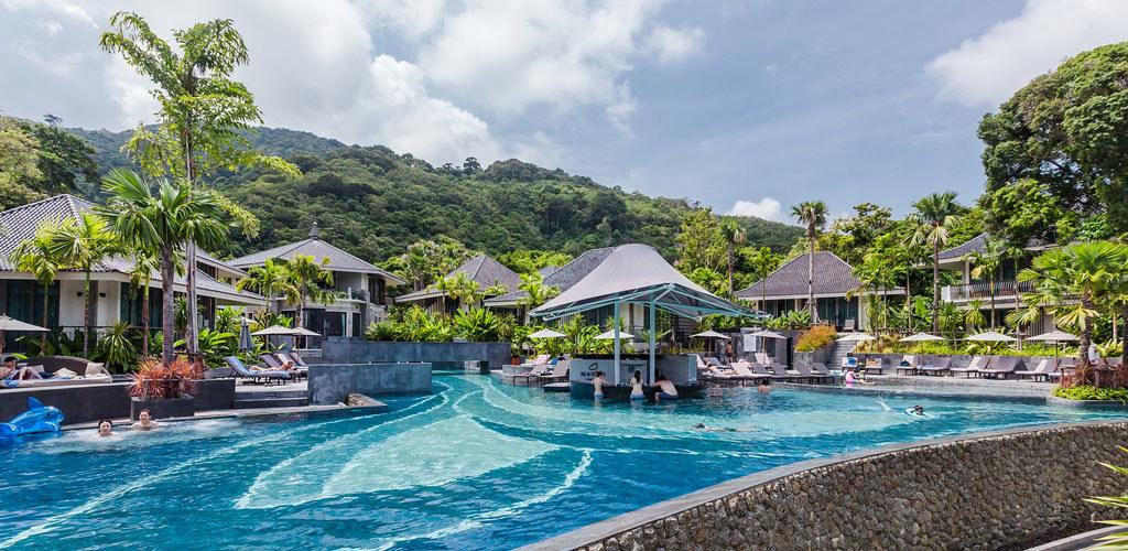 Mandarava Resort and Spa, Karon, Phuket, Thailand