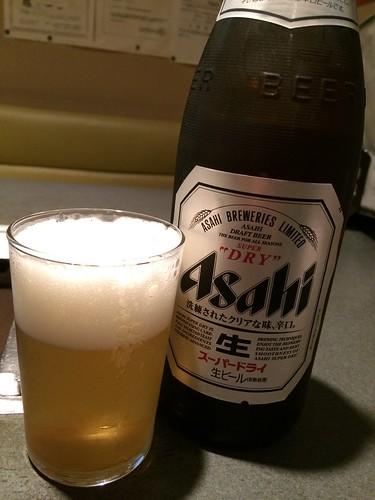 瓶ビール@ソウル苑
