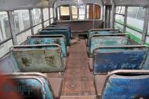 салон ЛиАЗ-158