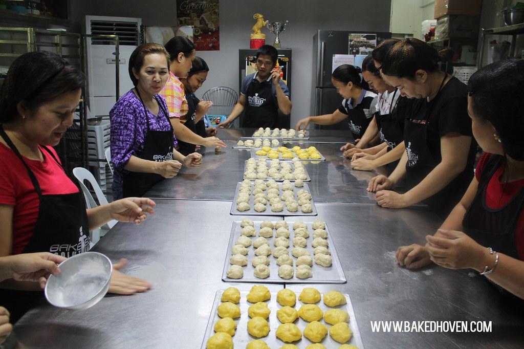 baketech free baking class22