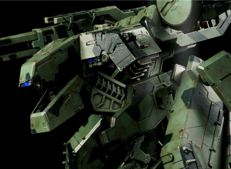 Metal Gear REX 3A