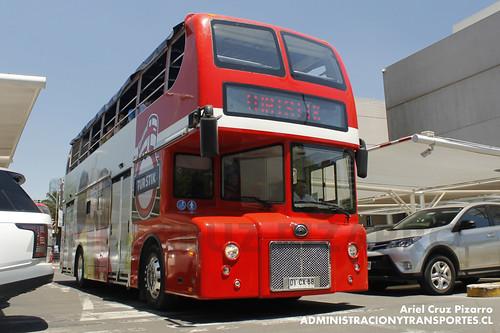 Turistik - Santiago - Yutong Citymaster (DTCX68)