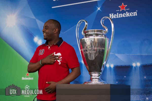 Heineken Trophy Event