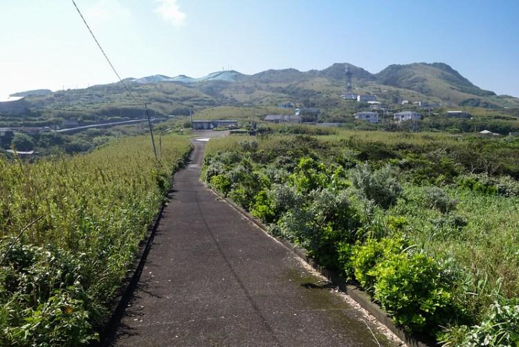 La isla japonesa