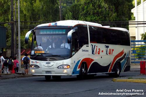 Via Tur - Osorno - Irizar Century / Mercedes Benz (XH5941)