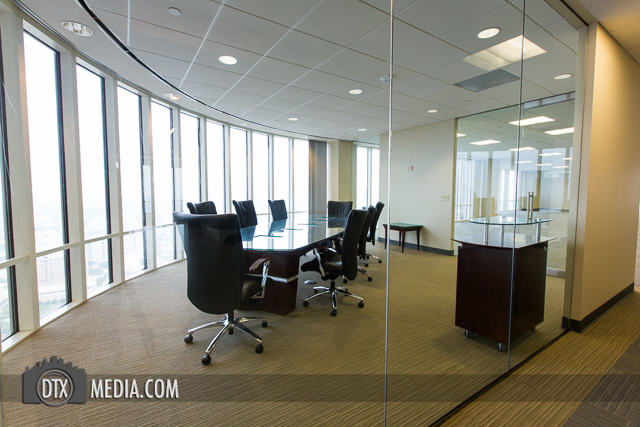 Hines Chase Tower Realty Conference Room