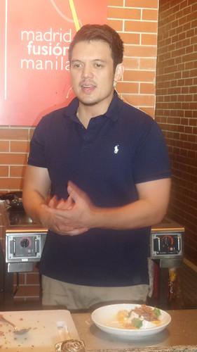 Chef Rob Pengson