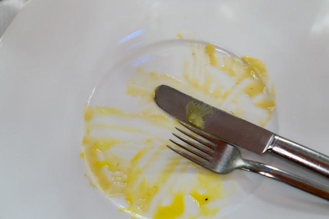 Hat geschmeckt…