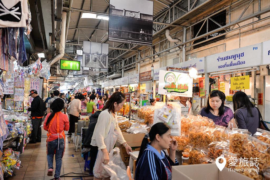 清迈市集 瓦洛洛市场 Waroros Market 33