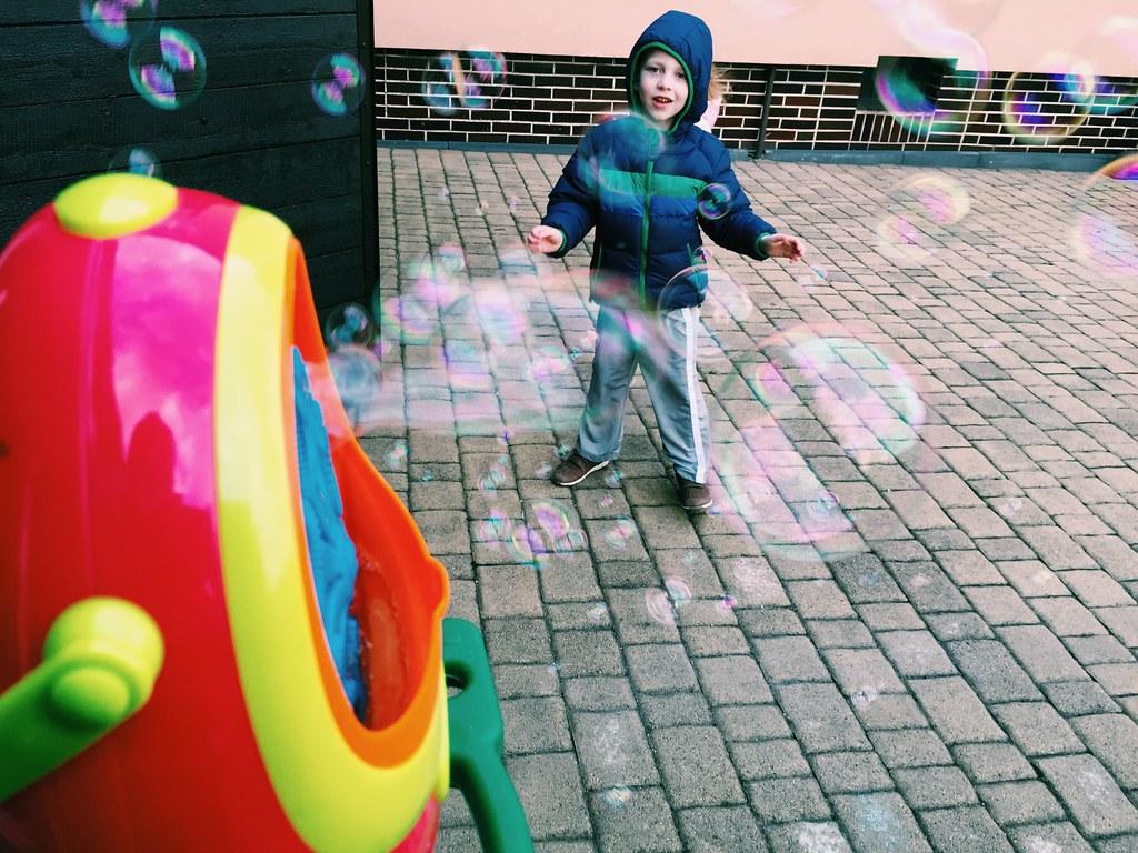Bubble Machine (4/20/15)