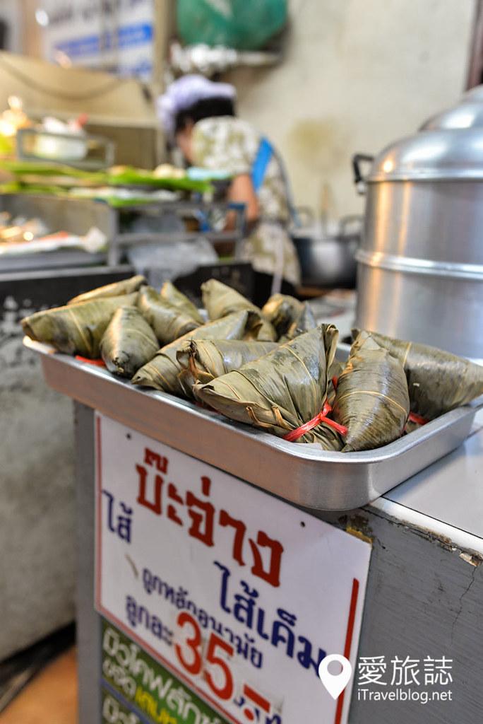 清迈市集 龙眼市场 Ton Lam Yai Market 13