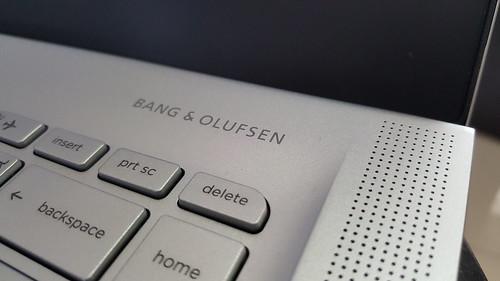 ระบบลำโพง Bang & Olufsen