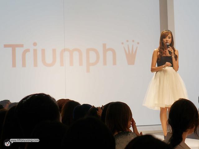 Triumph Fashion 1