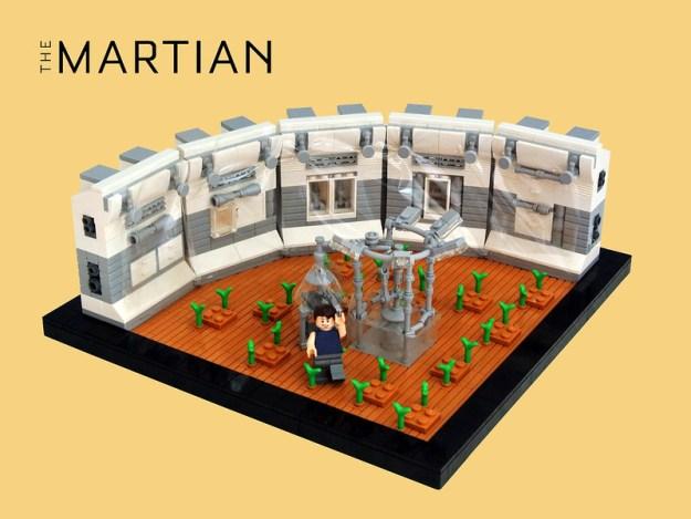 Mars Hab interior from...