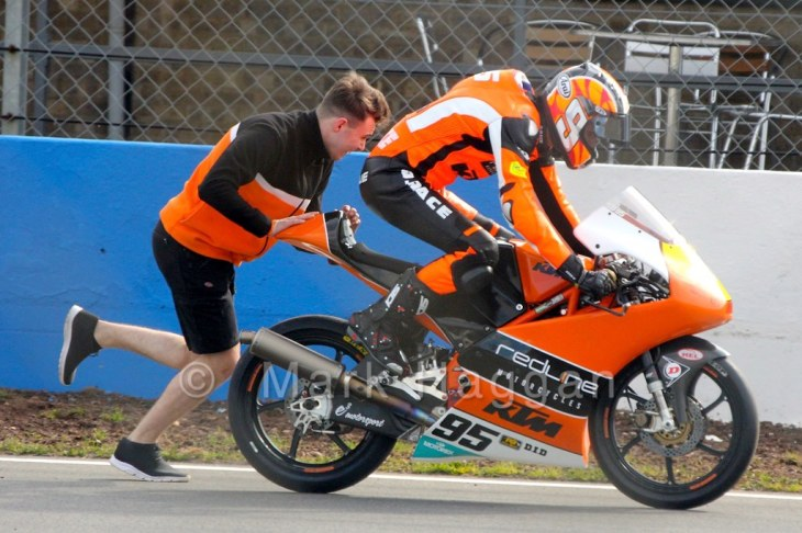 BSB Weekend at Donington Park, April 2015