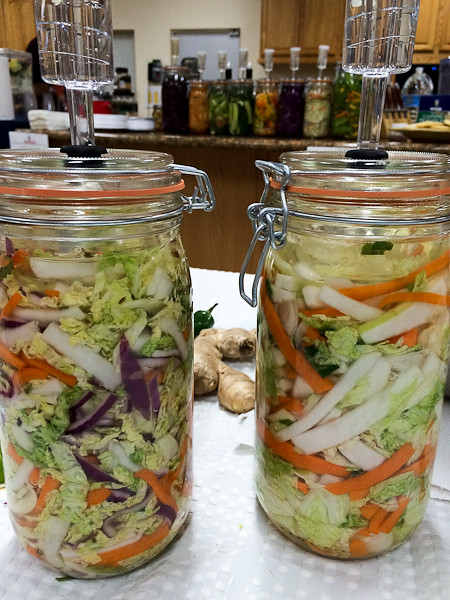 Kimchi - Making Fermented Foods-7607