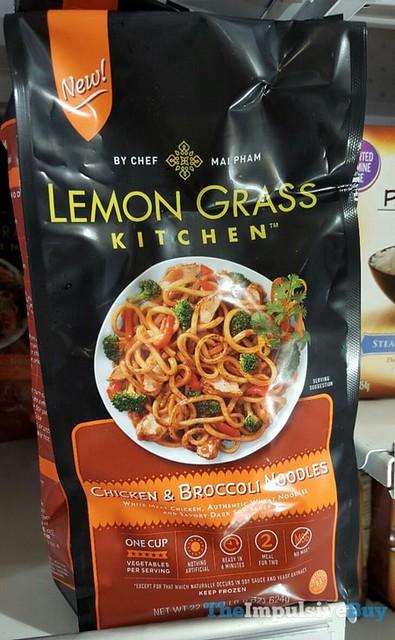 Lemon Grass Kitchen Chicken & Broccoli Noodles