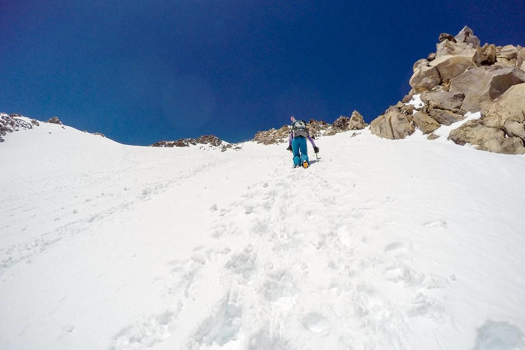Mount Shasta Climb