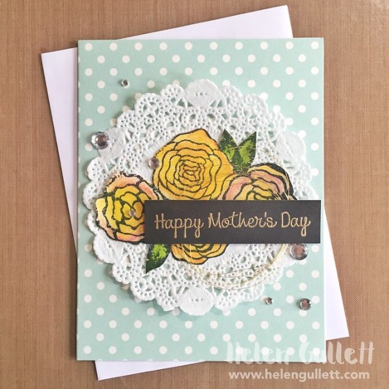 Unity April Sentiment Kit - Card 2