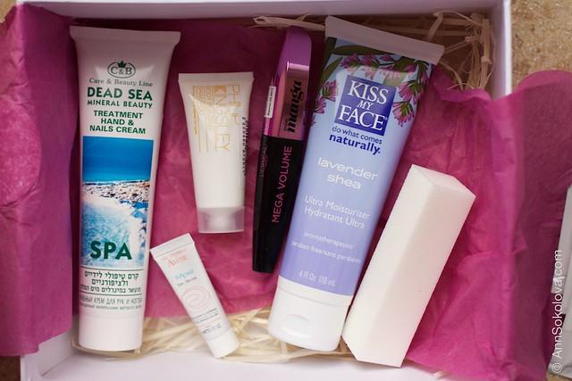 10 Makeup Beauty Box May 2015