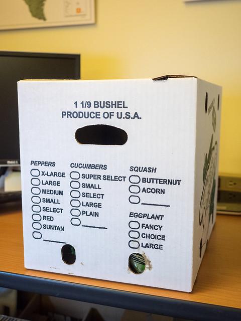 2015 CSA, 1st Box