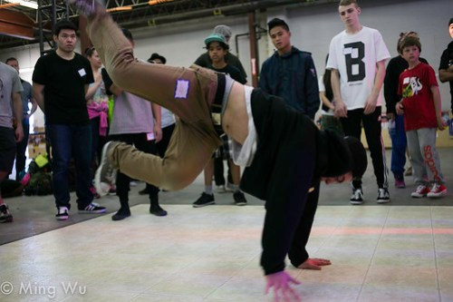 Ontario Scene's Hip-Hop Playground: Battles and Beats
