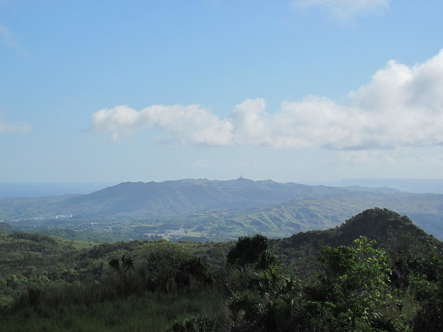 Picture from Mt. Lamlam, Guam
