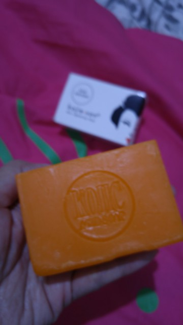 Kojiesan lightening soap