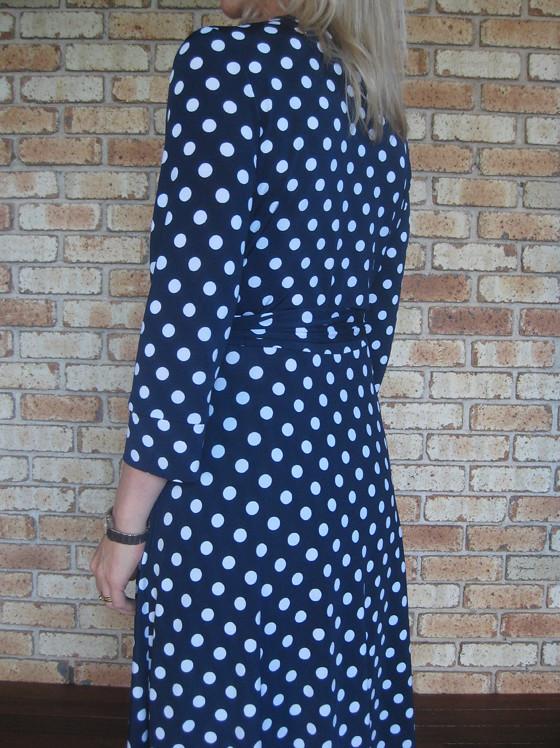 Vogue 8379 Wrap Dress