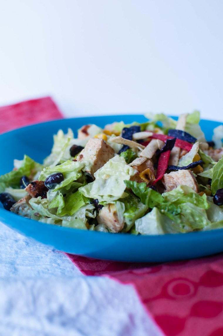 Southwestern Chopped Salad 2