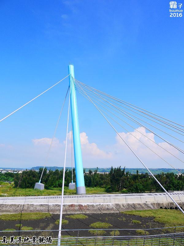 29241873954 69bec39425 b - 高美濕地景觀橋啟用!高美濕地旁的新地標!