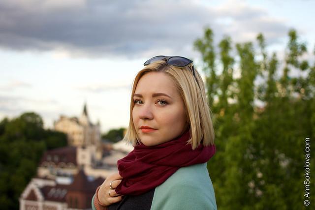 08 Guerlain KissKiss Lipstick #540 Peach Satin makeup swatches Ann Sokolova