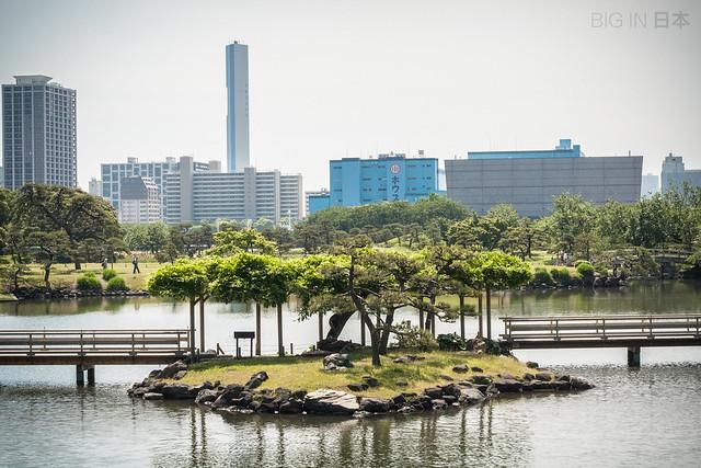 Hama Rikyu, Tokyo