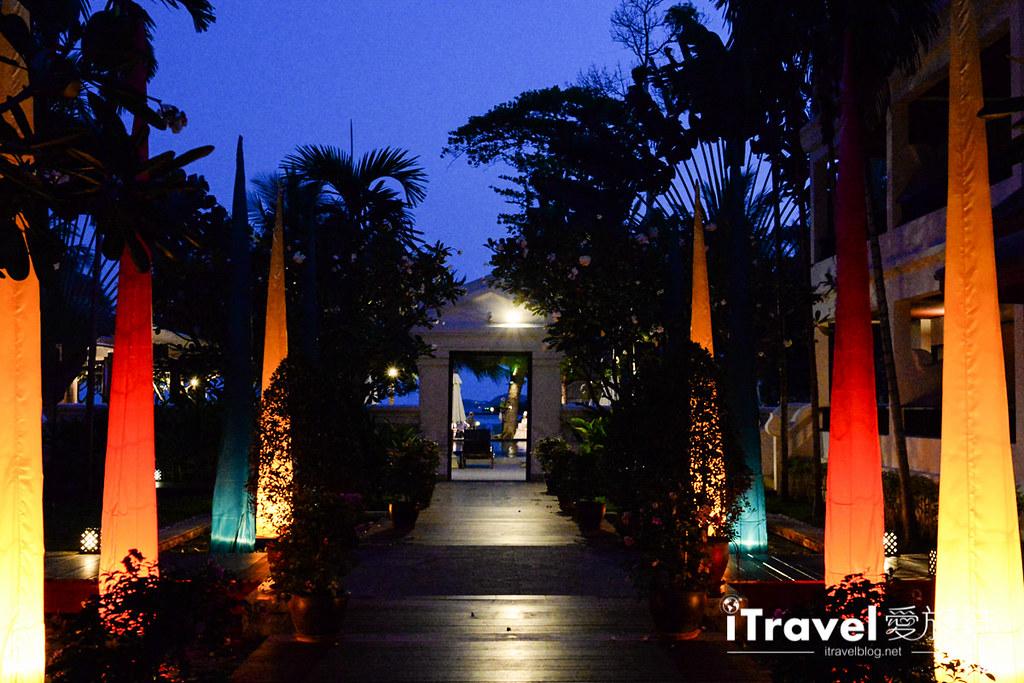 《苏美岛餐厅推介》Kandaburi Resort Buffet Dinner 浪漫自助餐厅,夜晚迎月光与动人音乐