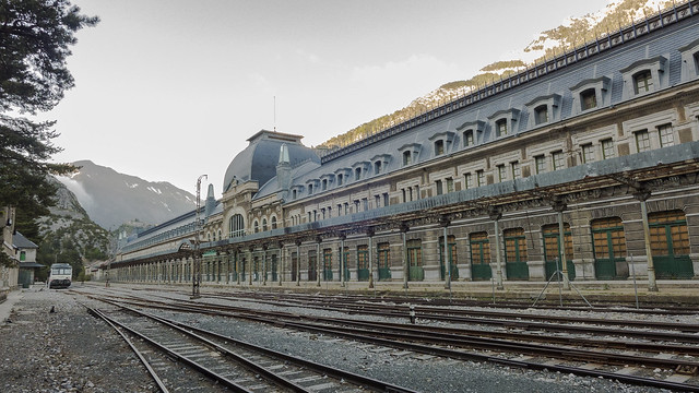 Canfranc Station