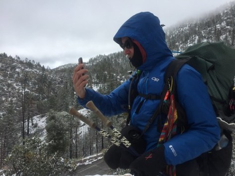 PCT Day 31